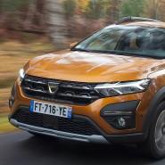Ein Schritt vor: Der neue Dacia Sandero in der Variante Stepway