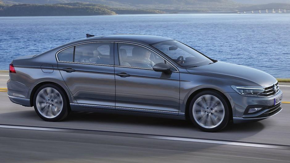Nichts geht über die klassischen Linien einer Limousine: Bislang war aber vor allem in Deutschland der Kombi das wesentlich gefragtere Modell.