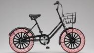 Keinen Platten bei Fahrten über Scherben: Das Rad ohne Schlauch hat viel Dämpfung
