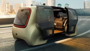 Ersetzen Robotertaxis bald das eigene Auto?