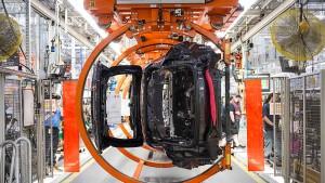 Die BMW-Welt steht kopf