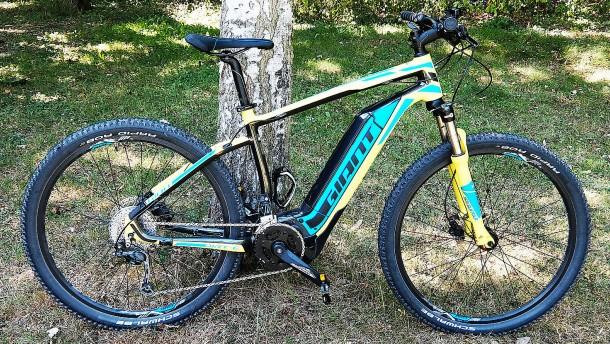 Lichte E Bike : E mountainbike giant dirt e ltd im test