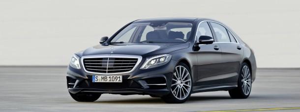 Die neue S-Klasse von Mercedes-Benz