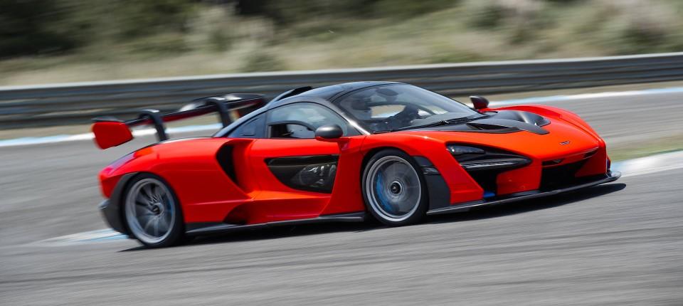 das neue modell des sportwagenherstellers mclaren