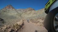 Auf zwei Rädern durch die Wüste