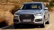 Audi setzt den Diesel unter Strom