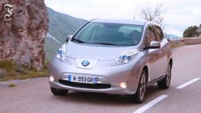 Nissan Leaf Acenta: Das Blatt wendet sich