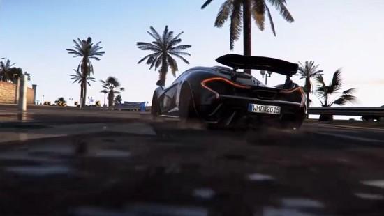 "Spieletrailer ""Project Cars"""