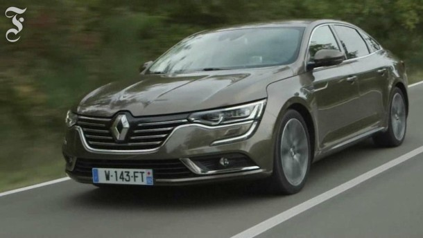 renault talisman im test preis und technische daten. Black Bedroom Furniture Sets. Home Design Ideas