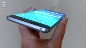 Samsung biegt das Phablet zurecht