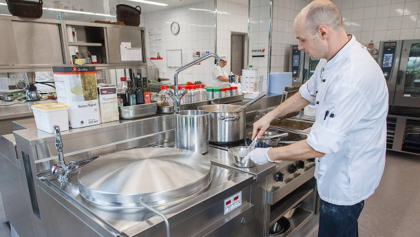 Gehalt Küchenleiter Kantine ~ seite 2 ein blick auf die technik moderner großküchen