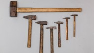 Großer Vorschlaghammer oder kleines Hämmerchen: Sie sind die Könige der Werkzeuge.