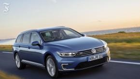 Fahrbericht VW Passat GTE: Blaue Stunden am gelben Kabel