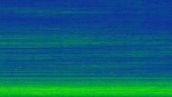 So laut hört sich ein Schiff aus 2050 Metern Tiefe im Mittelmeer an