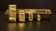 Gold so teuer wie nie