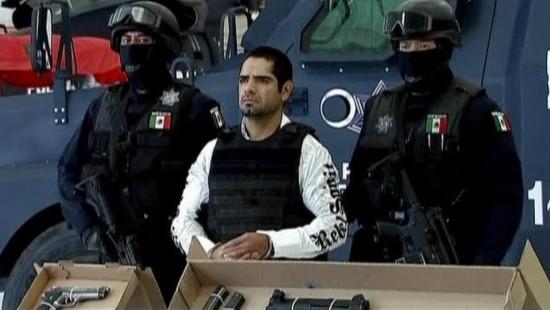 Bandenführer soll mehr als 1500 Morde befohlen haben