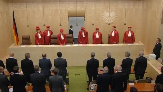 Bundesverfassungsgericht lehnt Klage gegen Griechenland-Hilfe ab