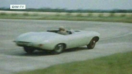 50 Jahre Jaguar E-Type