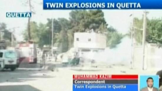 """Attentat in Quetta eine """"Warnung""""?"""