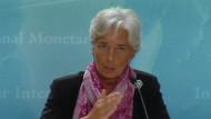 Justiz ermittelt gegen IWF-Chefin Lagarde