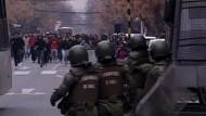 Mehr als 550 Demonstranten festgenommen