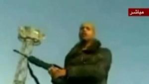 Gaddafi-Sohn ruft angeblich zum Kampf auf