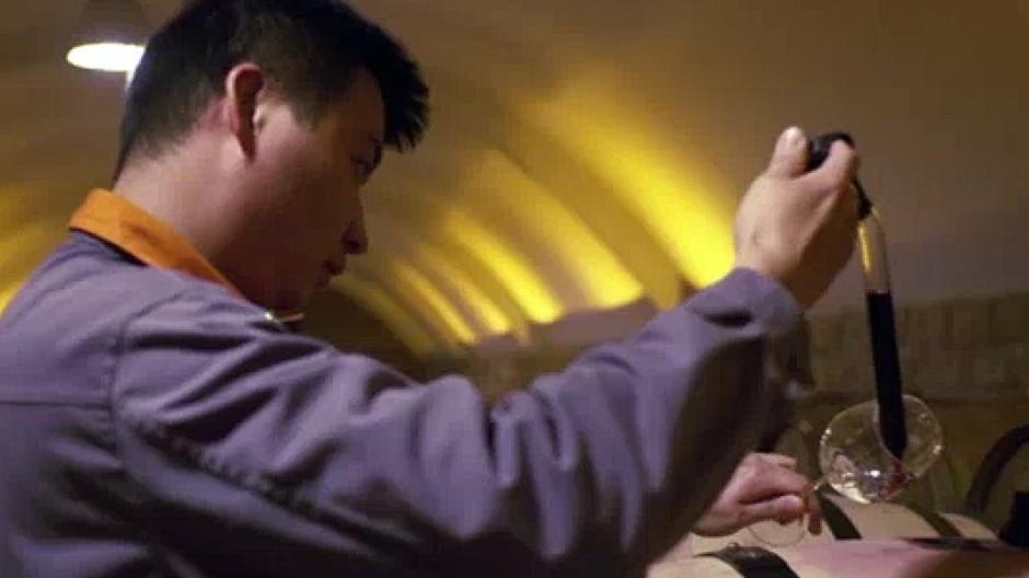 Riesling aus China