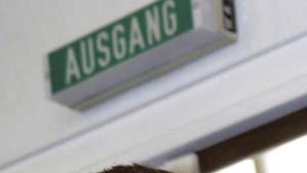 Josef Ackermann: Rücktritt nicht ausgeschlossen