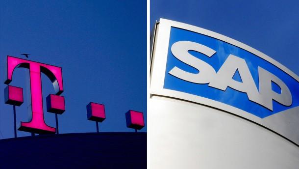 Telekom und SAP sollen Corona-Warn-Plattform für Europa bauen