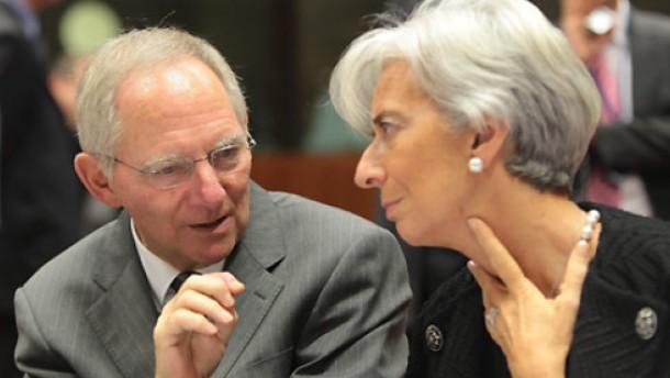 Deutschland muss bis 2013 Defizit drücken