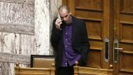 Varoufakis' Machtkampf mit orthodoxen Kommunisten
