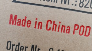 Gebühren für Päckchen aus China steigen deutlich an