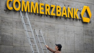 Commerzbank und Deutsche Bank ziehen nicht an einem Strang