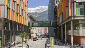 Innsbruck – Medizinerparadies in den Bergen