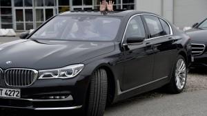 BMW macht drei Milliarden Euro Gewinn