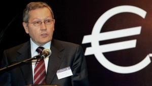 Chef des Rettungsfonds gegen Aufstockung