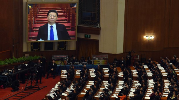 """""""Chinas President has consolidated power quickly"""""""