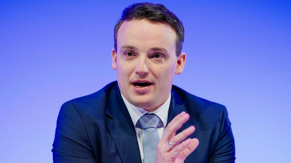 Christian Klein führt SAP inzwischen seit bald einem Jahr alleine.