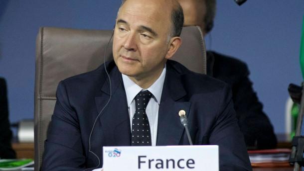 Frankreich: Wirtschaftsleistung kann 2013 auch schrumpfen