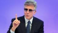 Der Amerikaner Bill McDermott führt SAP.