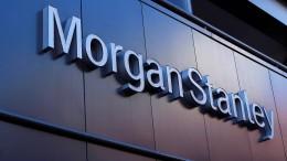 Morgan Stanley muss für Kursmanipulation büßen