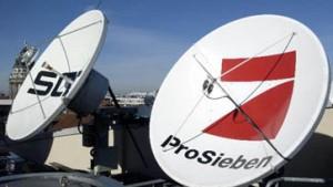ProSiebenSat1 erwartet leichte Erholung