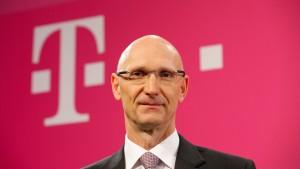 Telekom-Chef für bedingungsloses Grundeinkommen