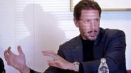 Oracle-Chef Ellison mischt die Branche auf