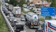 Boom auf dem europäischen Automarkt
