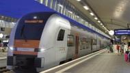 Siemens baut die Züge für Rhein-Ruhr-Express