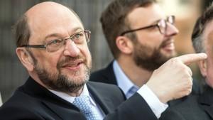 Auch Schulz für Haushalt der Euro-Staaten