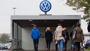 VW und IG Metall einigen sich auf neuen Haustarif