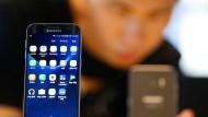 Samsung triumphiert im zweiten Quartal