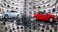 Wirkt sich der VW-Skandal auf den Absatz aus?